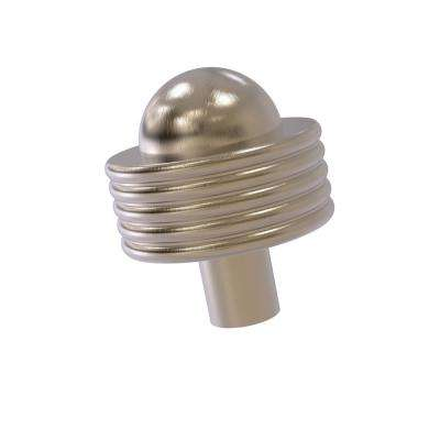 1-1/2 in. Cabinet Knob in Antique Pewter