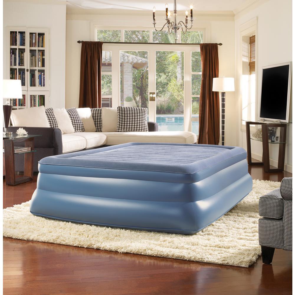 simmons beautyrest mattress. Simmons Beautyrest Sky Rise Queen Air Mattress D