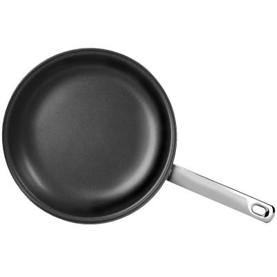 10 in. Preferred Non-Stick Fry Pan in Stainless Steel