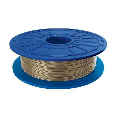 Gold ½ KG PLA Filament for Idea Builder 3D Printer