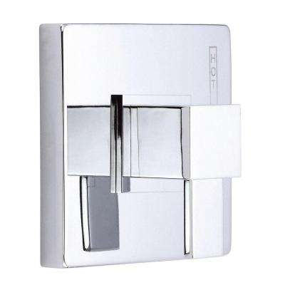 Reef Single Handle Valve Trim Only in Chrome (Valve Not Included)