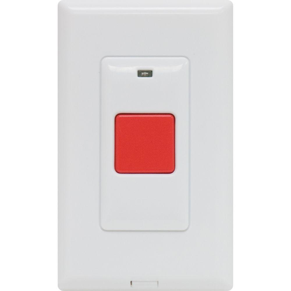 GE Wireless Alarm System with Panic Button