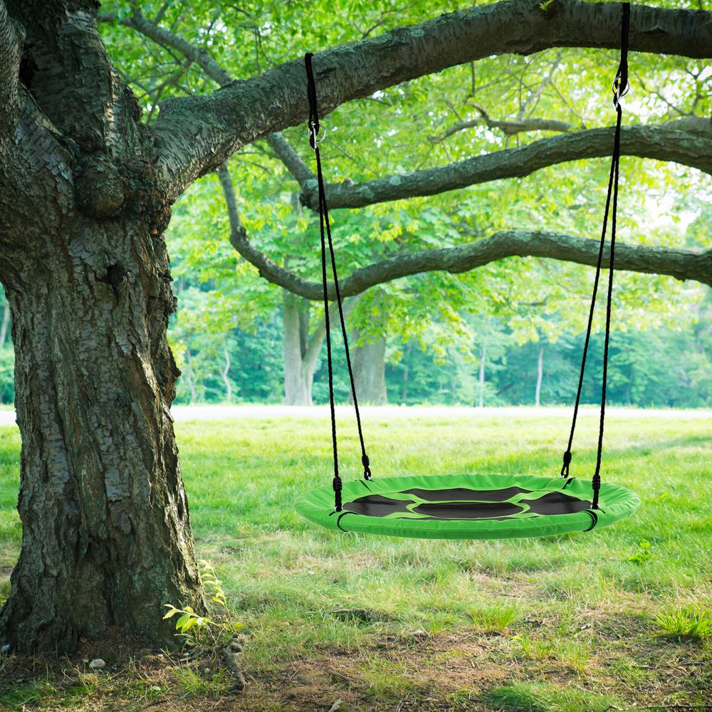 Hey Play 40 In Dia Saucer Swing With