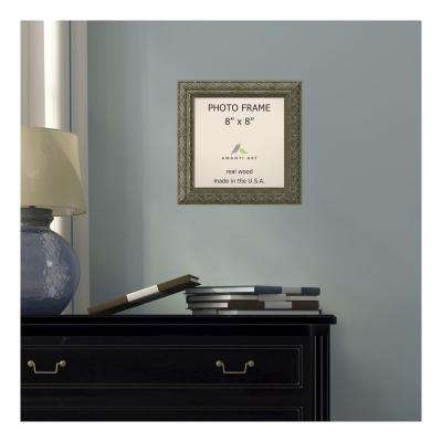 Barcelona 8 in. x 8 in. Gold Champagne Picture Frame