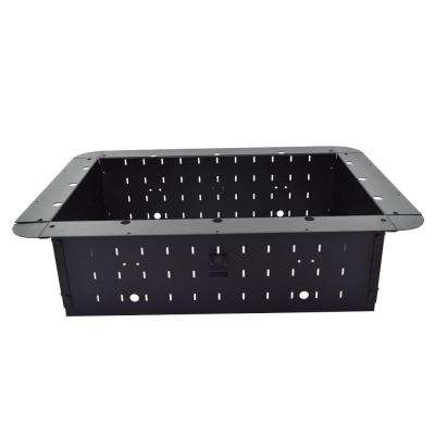 36 in. x 24 in. Rectangle Fire Pit Insert
