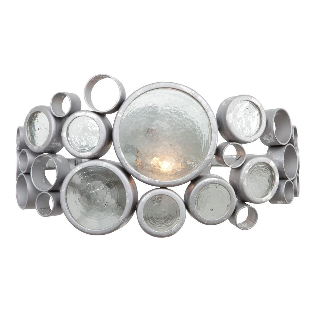 Varaluz Fascination 1-Light Nevada Vanity Light
