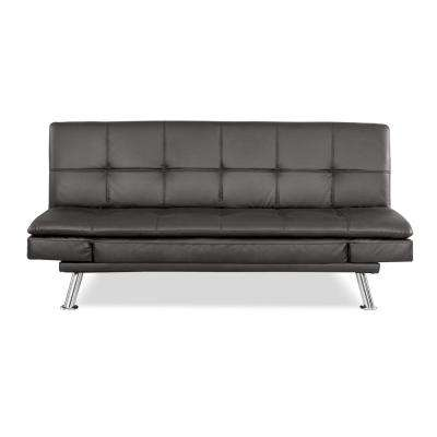 Nelson Grey Convertible Sofa