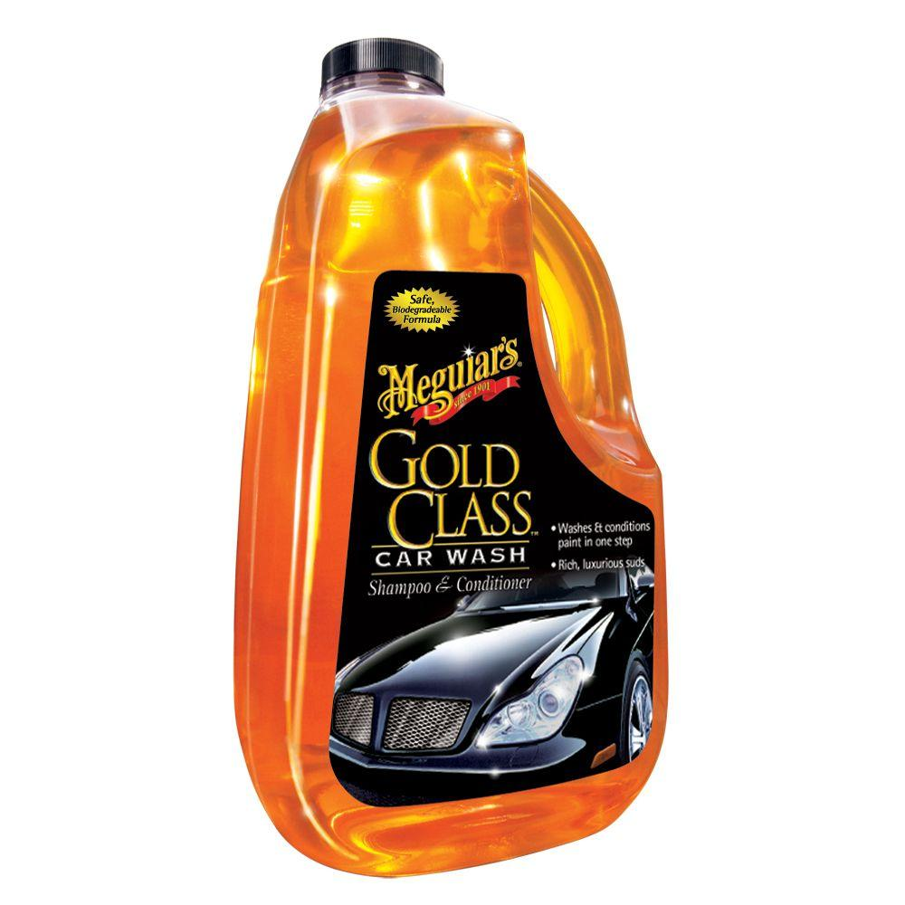 64 oz. Automotive Gold Class Car Wash Shampoo and Conditioner