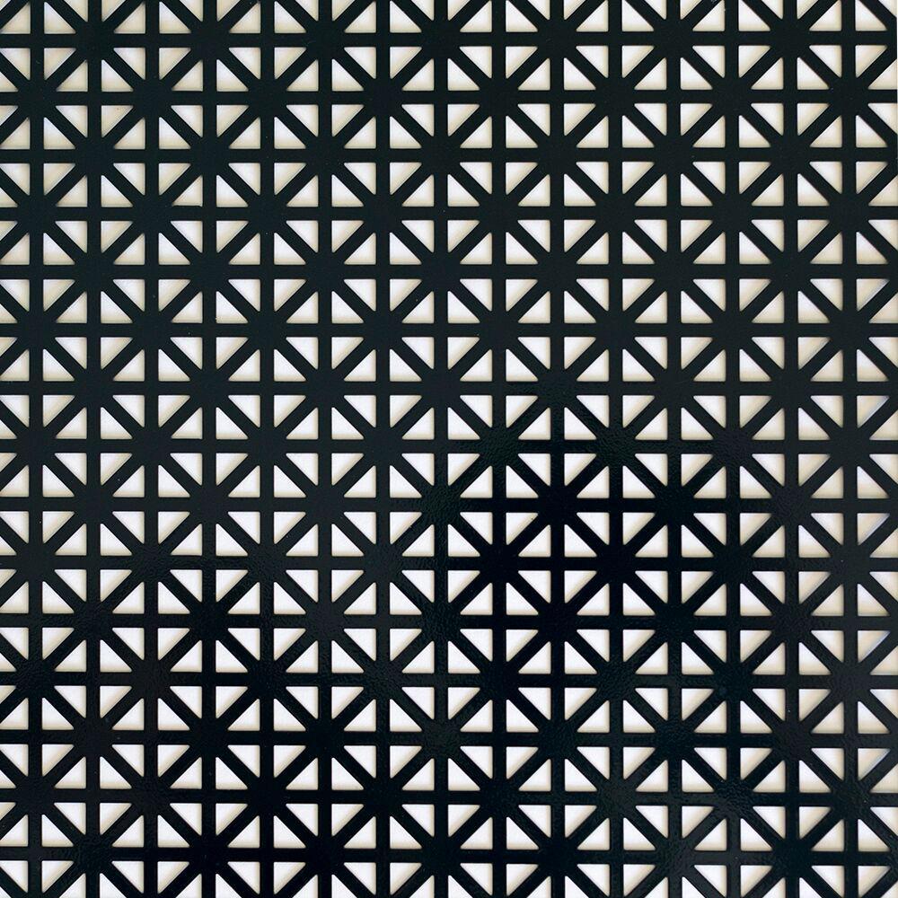1 ft. x 2 ft. Union Jack Aluminum Sheet in Graphite