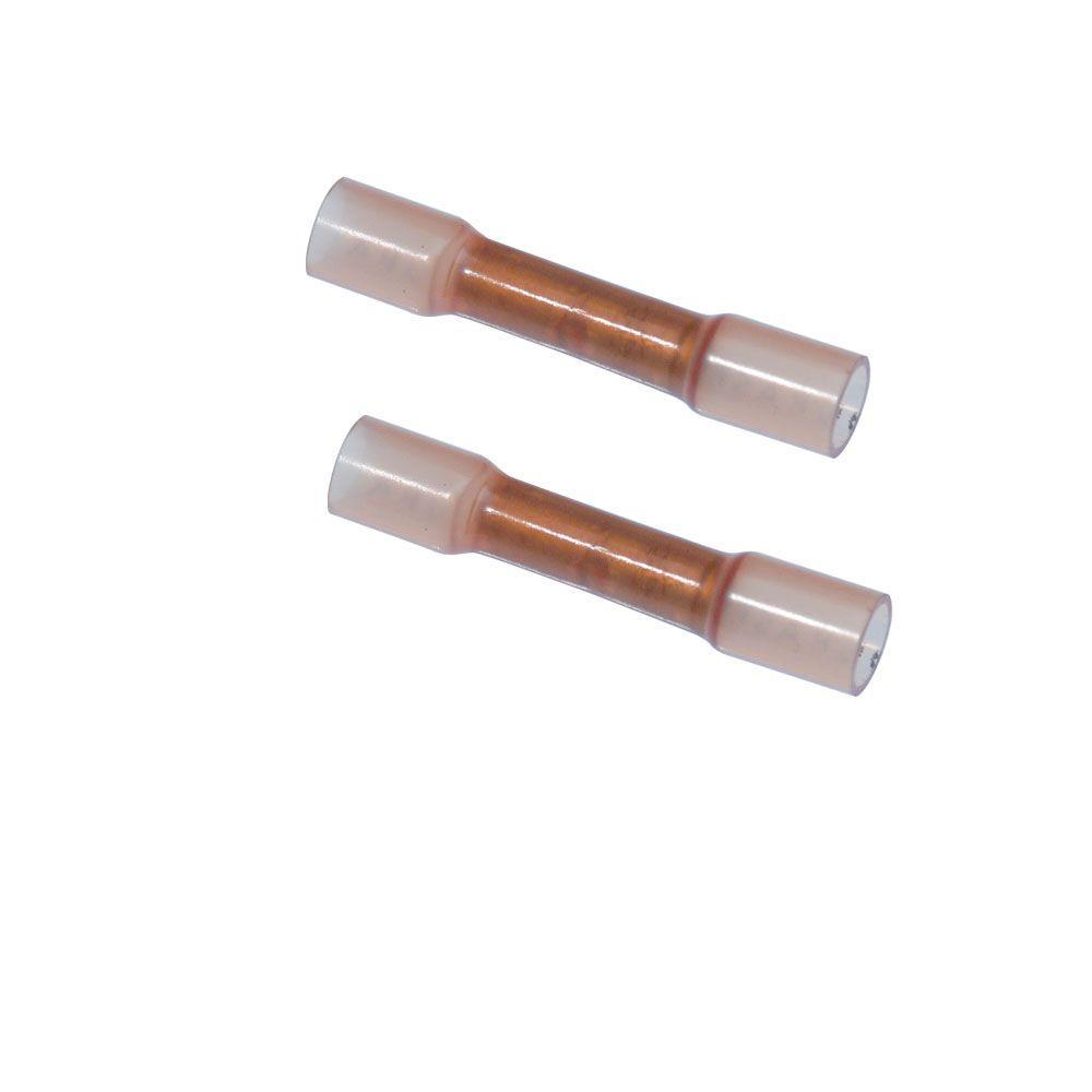 DuraSeal Butt Splices 22-18 10/Clam Heat-Shrink