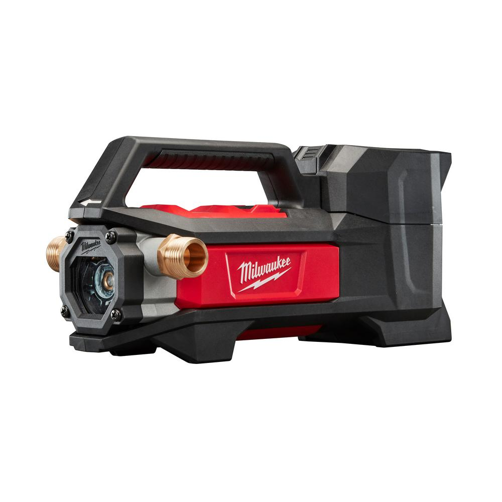 Milwaukee M18 18-Volt 1/4 HP Lithium-Ion Cordless Transfer Pump (Tool Only)