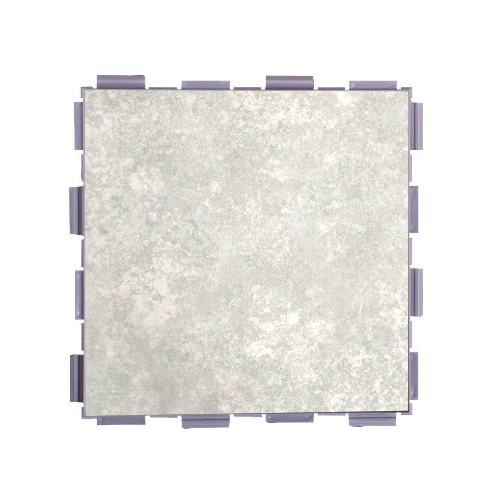 Mist 6 in. x 6 in. Porcelain Floor Tile (3 sq.