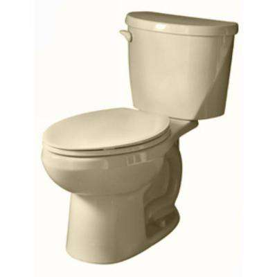 Evolution 2 2-Piece Elongated Toilet in Bone