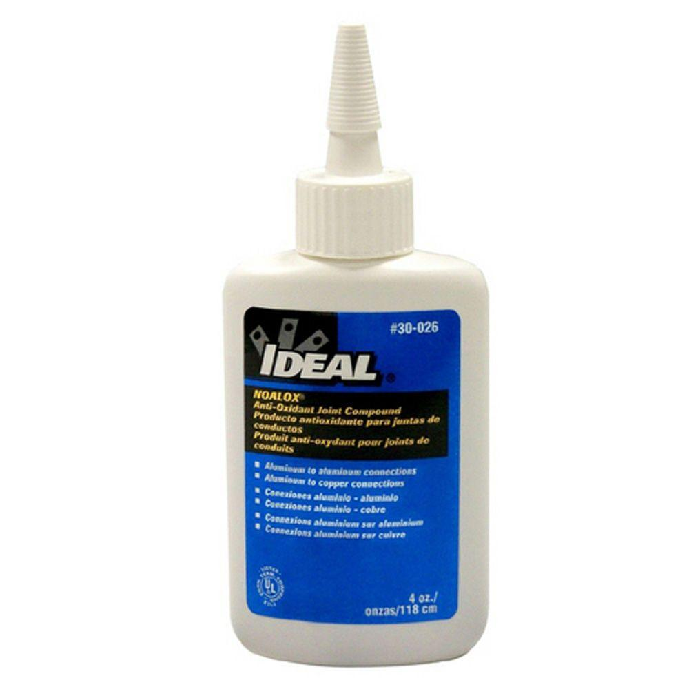 Ideal Noalox 4 Oz Anti Oxidant Compound 30 026 The Home
