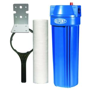 Click here to buy DuPont Standard Whole House Water Filtration System by DuPont.
