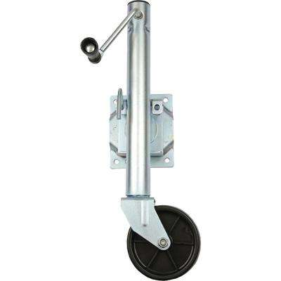 Tongue Jack-Sidewind Swivel with 1,000 lbs. Capacity