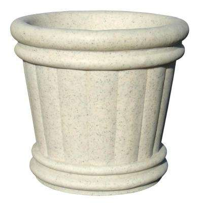 18 in. x 16 in. Autumn Leaf Roman Urn
