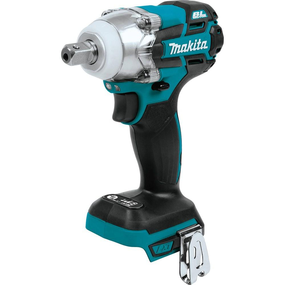 18-Volt LXT Lithium-Ion Brushless Cordless XPT 3-Speed 1/2 in. Impact Wrench