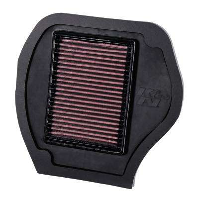 07-09 Yamaha YFM700F Grizzly FI Auto 4x4 Replacement Air Filter