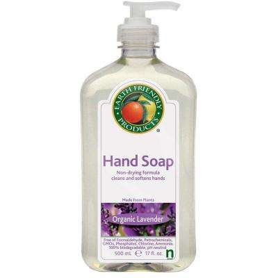 17 oz. Pump Bottle Lavender Scented Hand Soap