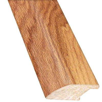 Red Oak Natural 3/4 in. Thick x 2-1/4 in. Wide x 78 in. Length Hardwood Lipover Reducer Molding