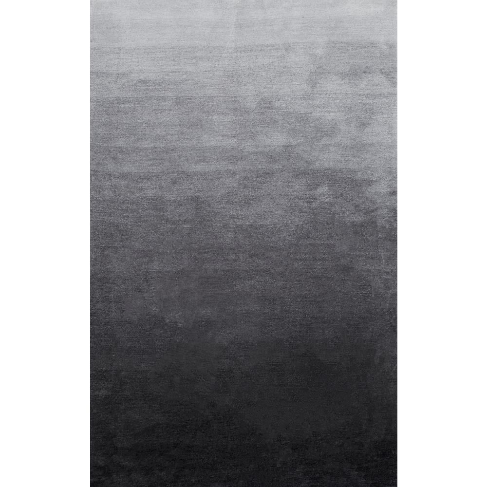 Nuloom Ombre Shag Grey 8 Ft X 10 Ft Area Rug Hjos02b