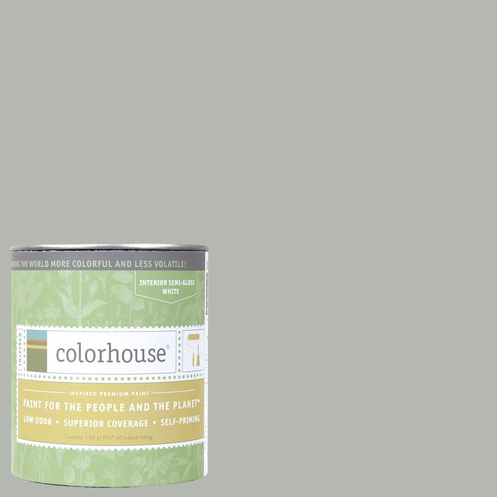 1 qt. Metal .03 Semi-Gloss Interior Paint