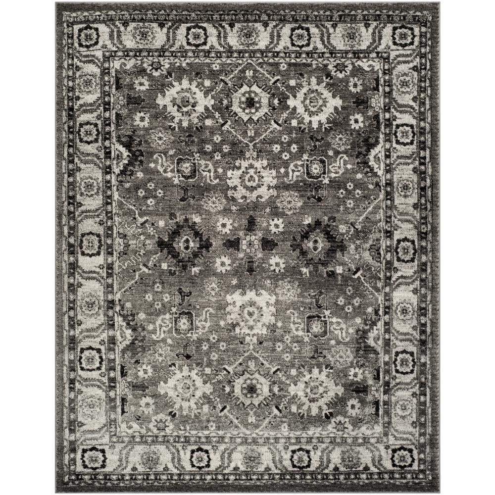 Safavieh Vintage Hamadan Gray Black 8