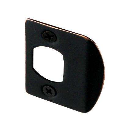 Aged Bronze Latch Strike (2 per Pack)