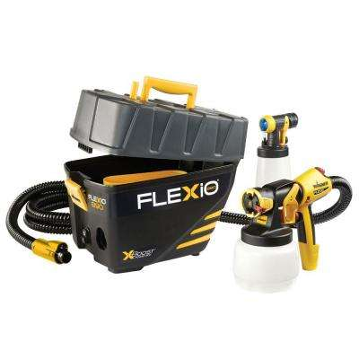 Flexio 890 HVLP Paint Sprayer Station