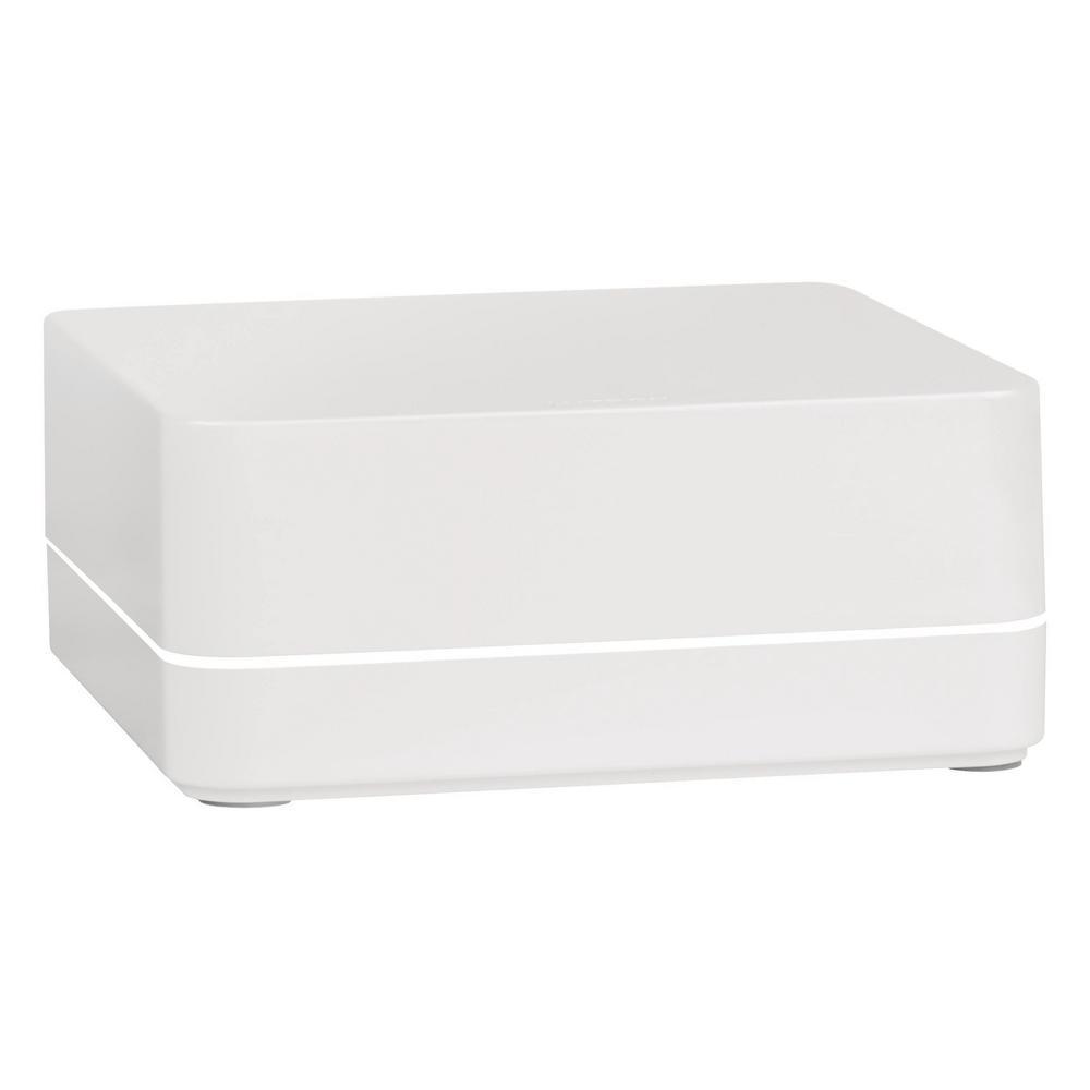 Caseta Smart Wireless Repeater in White