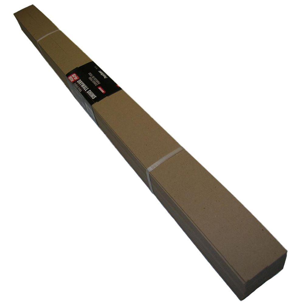 3.75 ft. Shim Drywall (100-Bundle)