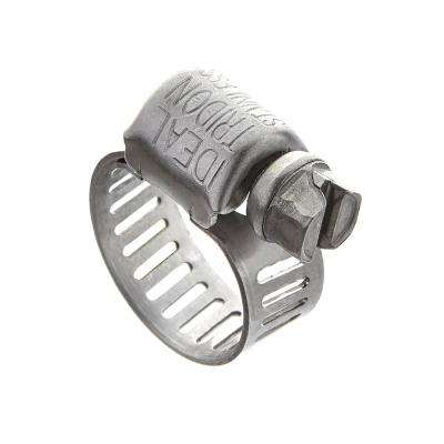 5/16 - 5/8 in. Stainless-Steel Clamp