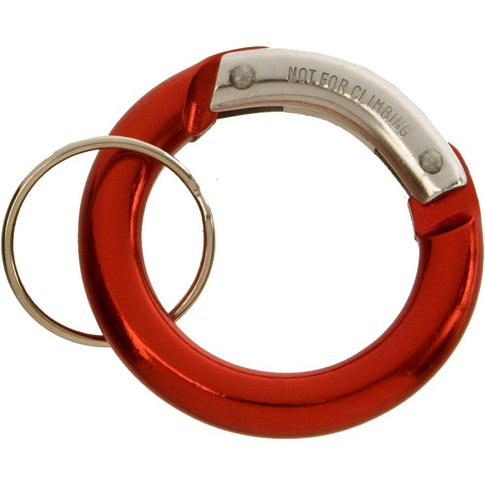 HY-KO Circle C-Clip Key Ring-KH491 - The Home Depot