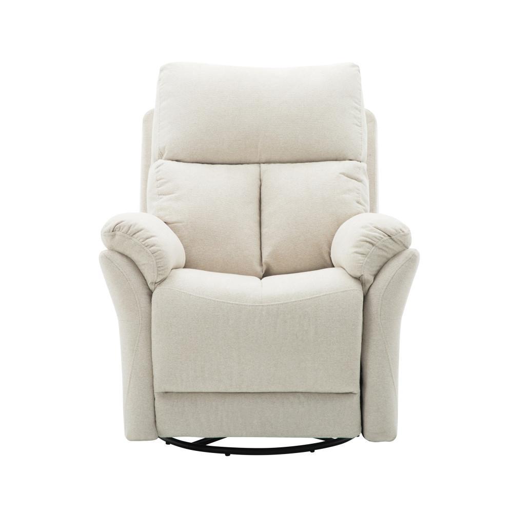 Turlock Shell Upholstered Recliner Chair