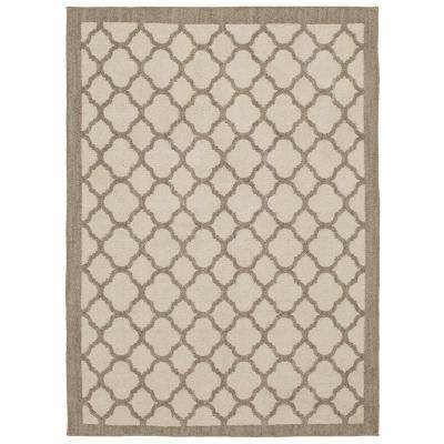 Murphy Grey 8 ft. x 10 ft. Area Rug