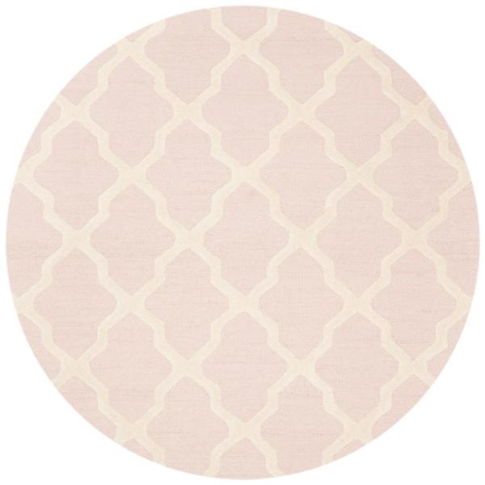 Safavieh Cambridge Light Pink Ivory 6