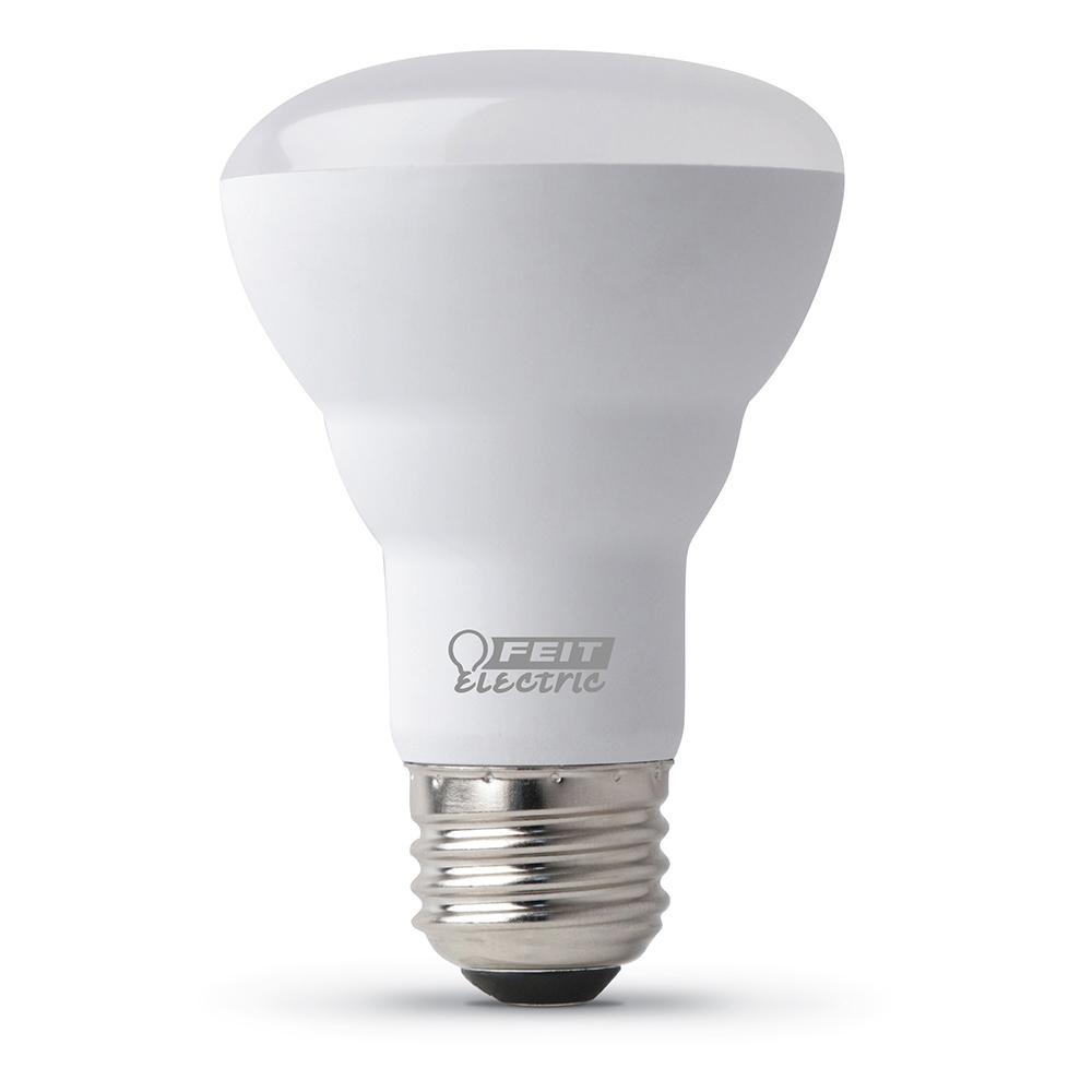 45-Watt Equivalent R20 Dimmable CEC Title 20 Compliant LED ENERGY STAR