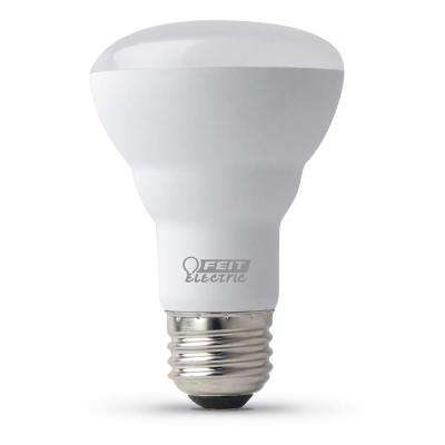 45-Watt Equivalent R20 Dimmable CEC Title 20 Compliant LED ENERGY STAR 90+ CRI Flood Light Bulb, Bright White (54-Pack)