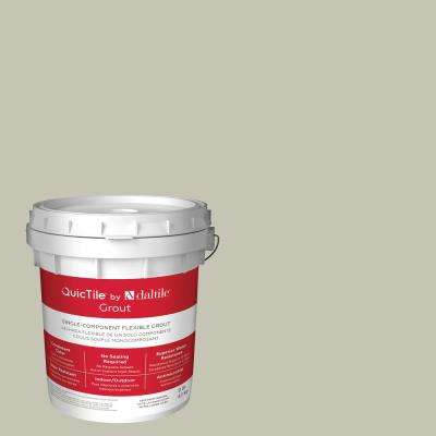 QuicTile D196 Mist 9 lb. Pre-Mixed Urethane Grout