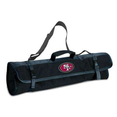 San Francisco 49ers 3-Piece BBQ Tote