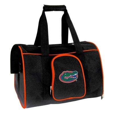 NCAA Florida Gators Pet Carrier Premium 16 in. Bag in Orange