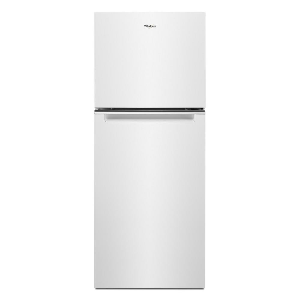 Whirlpool 11.6 cu. ft. Top Freezer Refrigerator in White, Counter Depth