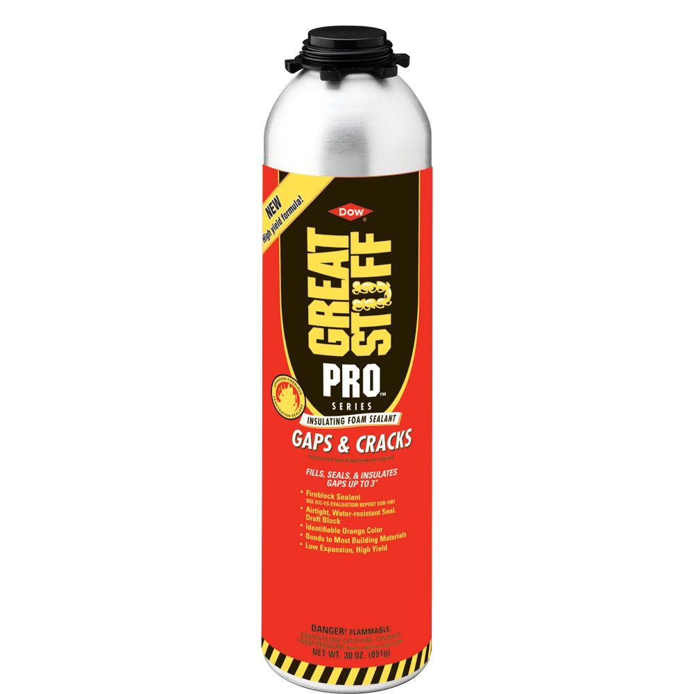 GREAT STUFF PRO Gaps & Cracks 30 oz. Insulating Foam Sealant
