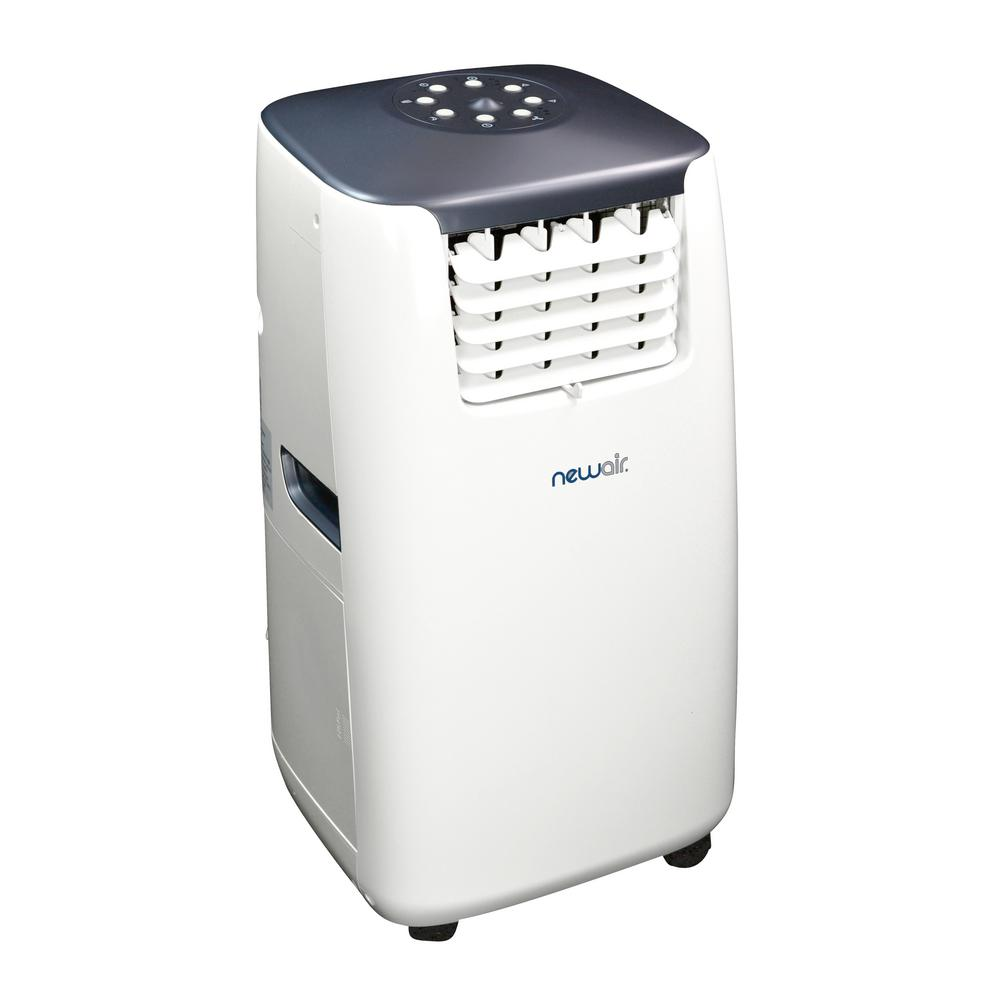 newair 14,000 btu portable air conditioner and heater with