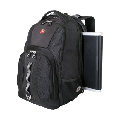 Loctote Flak Sack II 18 in. Black Backpack with Theft Proof Features ... c932f205b65f8