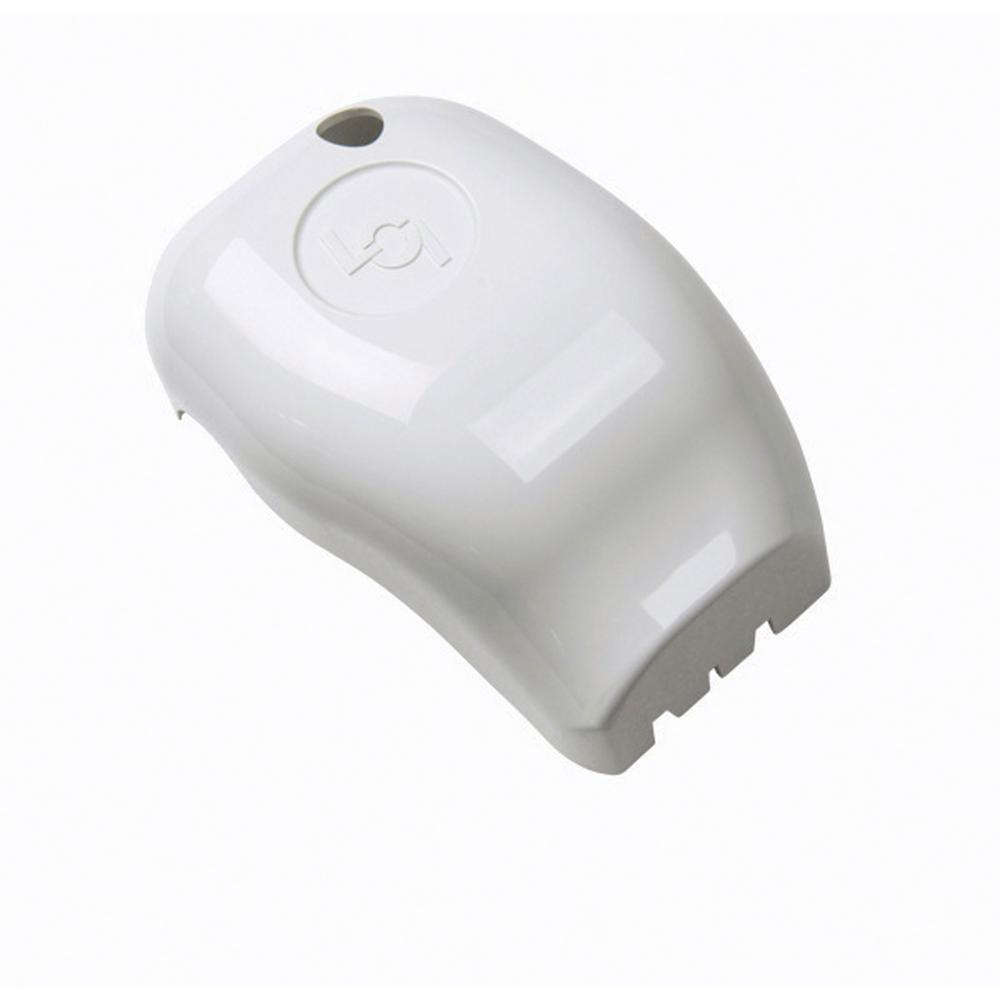 Lippert Solera Awning Plain Drive Head Front Cover White