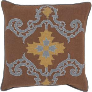 Artistic Weavers LovelyG 18 inch x 18 inch Decorative Down Pillow by Artistic Weavers