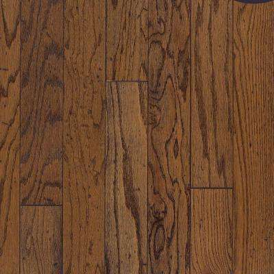 Rustic Oak Antique Engineered Hardwood Flooring - 5 in. x 7 in. Take Home Sample
