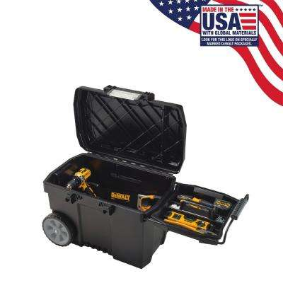 25 in. 15 Gal. Mobile Tool Box